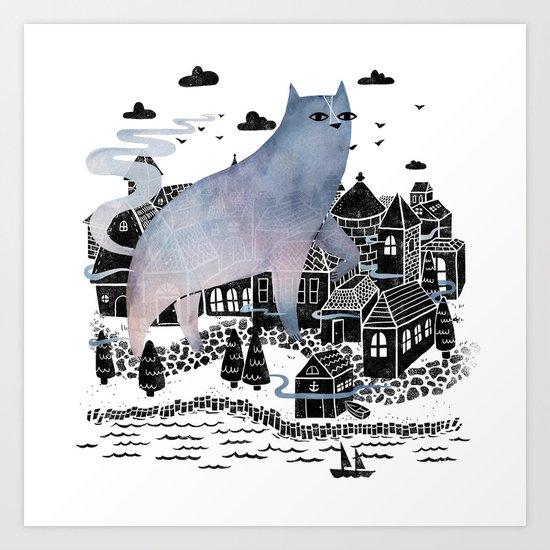 The Fog by littleclyde