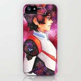 Galaxy Keith iPhone Case