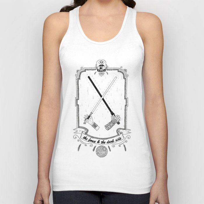 The Force! Unisex Tank Top