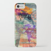 telephone iPhone & iPod Cases featuring Telephone by Arken25
