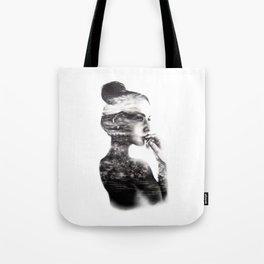 Vagabond // Fashion Illustration Tote Bag