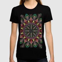 Super Star, fractal abstract T-shirt