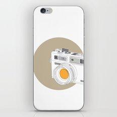 Yashica Electro 35 GSN Camera iPhone & iPod Skin