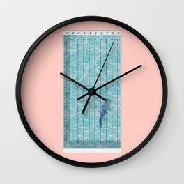 Placid Wall Clock