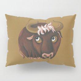 Taurus (ocher) Pillow Sham