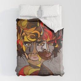 Gurl, Please Comforters