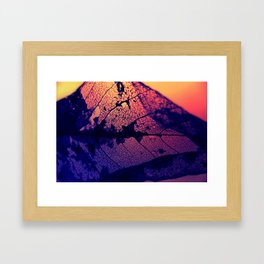 Sunsetion Framed Art Print