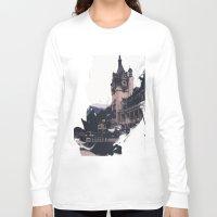 castlevania Long Sleeve T-shirts featuring Castlevania by Esco