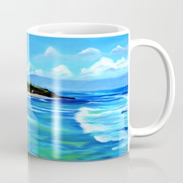 Hoʻokipa Noon Coffee Mug