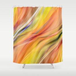 Colorgradient 27 Shower Curtain