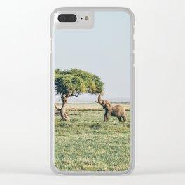 Africa #society6 #decor #buyart Clear iPhone Case