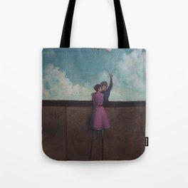 elevated Tote Bag