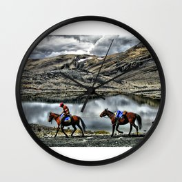 Huaraz Wall Clock