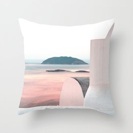 This is Greece Throw Pillow