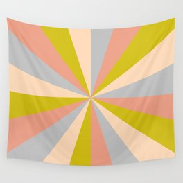 Rays Wall Tapestry
