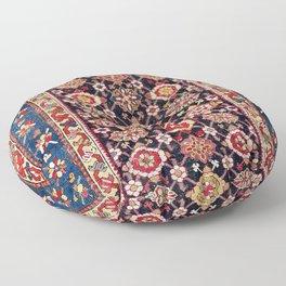 Shusha Karabagh South Caucasian Long Rug Print Floor Pillow