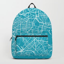 Berlin Map Germany | Blue II | More Colors, Review My Collections Backpack
