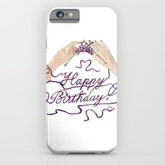 Knitting You a Happy Birthday Slim Case iPhone 6s
