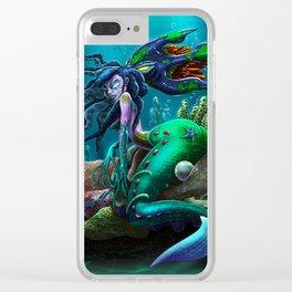 River Mumma Clear iPhone Case