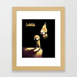 Candlewick Framed Art Print