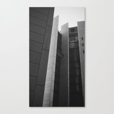 Building Vernacular  Canvas Print