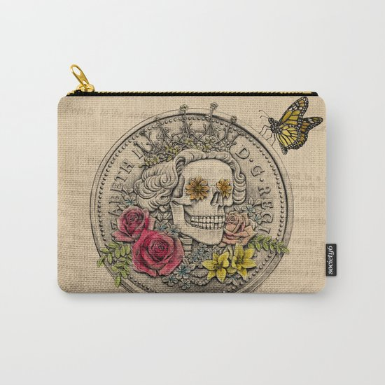 The Eternal Queen Carry-All Pouch