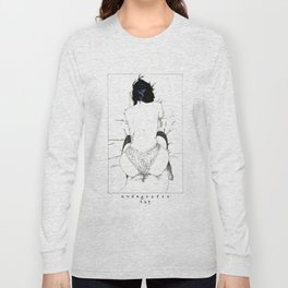 Nudegrafia - 001 Long Sleeve T-shirt