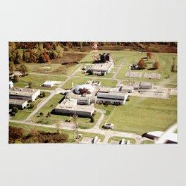 Abandoned Reactor Facility Rug