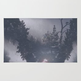 Forest dreams II Rug