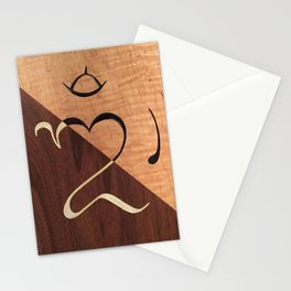Balinese Om Stationery Cards