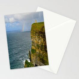 Cliffs of Moher Rainbow Stationery Cards