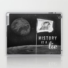 History is a lie Laptop & iPad Skin
