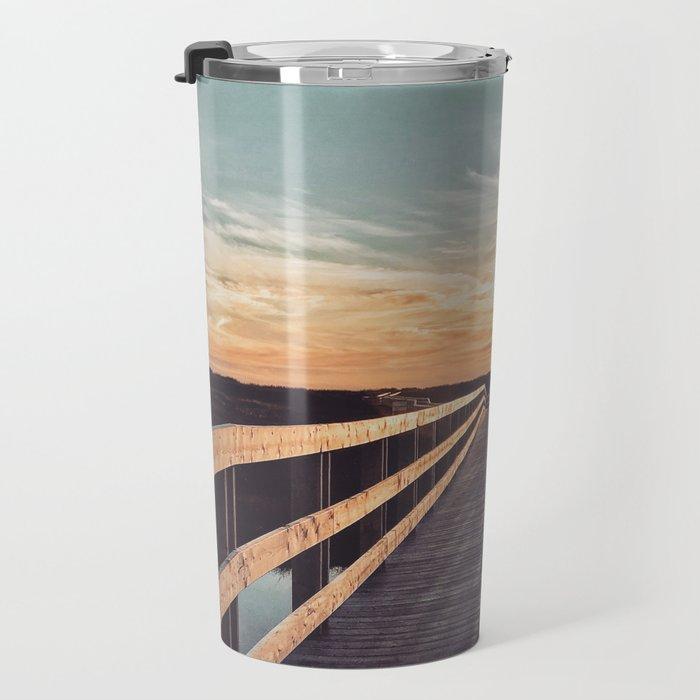 Never Board... Travel Mug