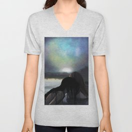 Sea of Love Unisex V-Neck