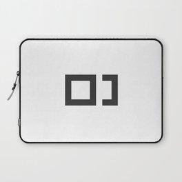 Pixel & Bracket Laptop Sleeve