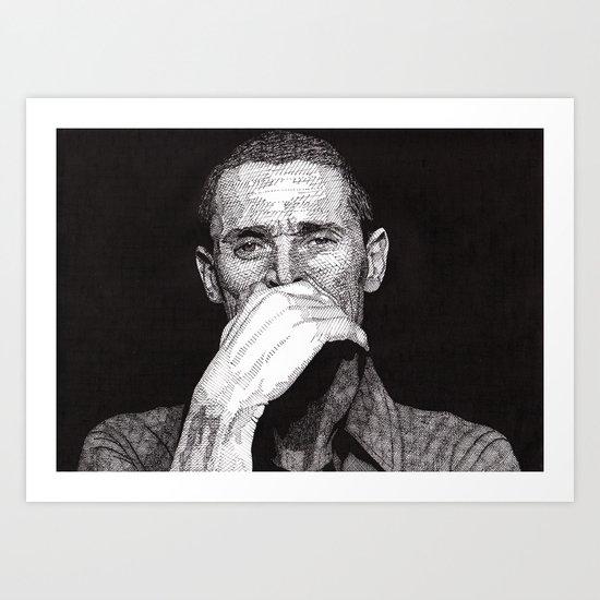 Willem2 Art Print