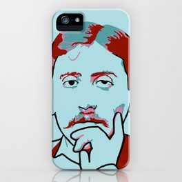 Marcel Proust iPhone Case
