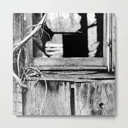 Old House 001 Metal Print