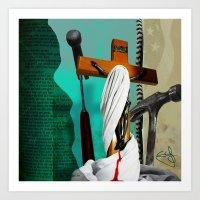 Interpretations Art Print