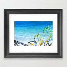 Sea Framed Art Print
