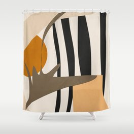 Abstract Art2 Shower Curtain