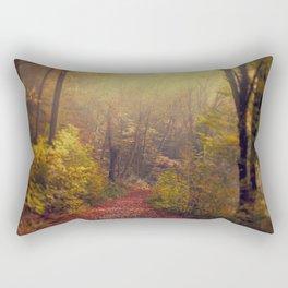 one step closer Rectangular Pillow