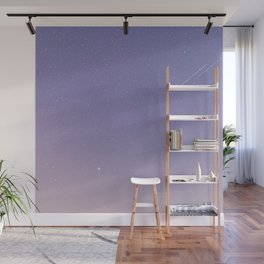 Soft Milky Way Wall Mural