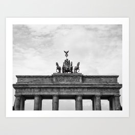 Berlin, Germany Art Print