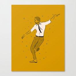 Ryan Gosling Canvas Print
