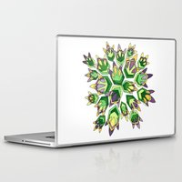 new orleans Laptop & iPad Skins featuring NEW ORLEANS by Dorienn Medrano