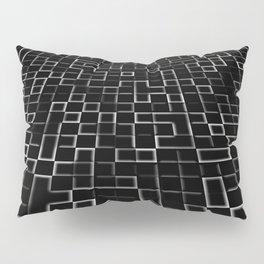 Three dimenssional background Pillow Sham
