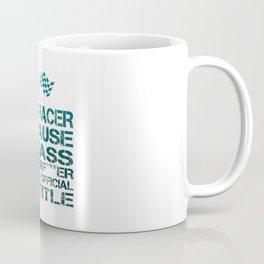 Drag Racer Coffee Mug