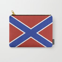 Novorossiya historical  region flag novorussia or new russia Carry-All Pouch