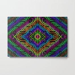 Colorandblack series 510 Metal Print